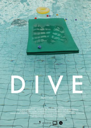 DIVE - rituals in water poster
