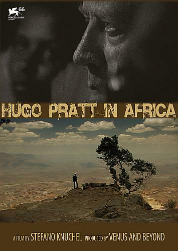 HUGO PRATT IN AFRICA