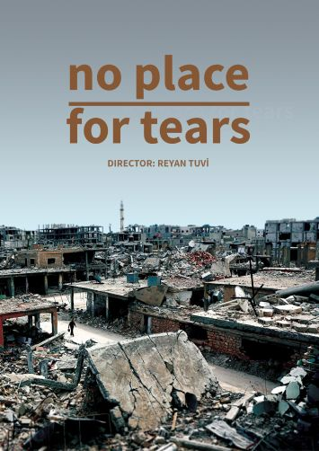 NO PLACE FOR TEARS