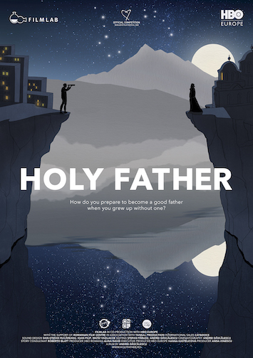 Holy Father poster