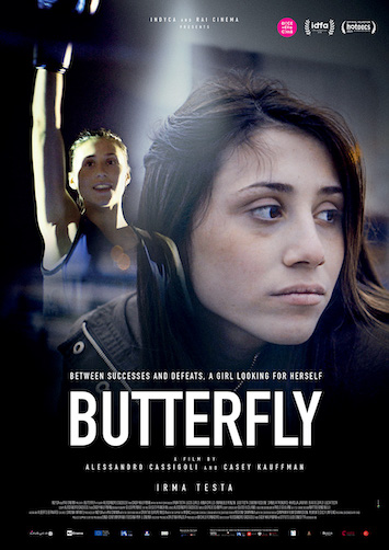 Butterfly - poster